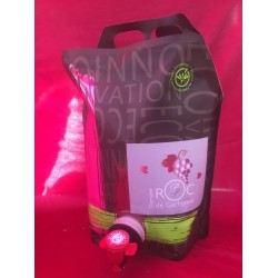 BAG IN BOX 3L - VIN ROUGE ROC DE GACHONNE