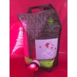 BAG IN BOX 5L - VIN ROUGE ROC DE GACHONNE